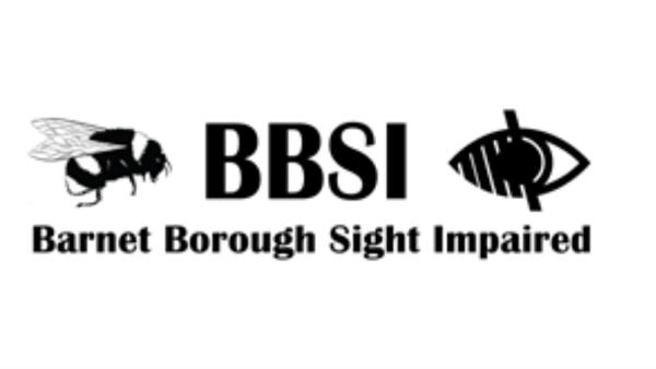 Barnet Borough Sight Impaired logo